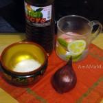 Как замариновать лук на салат - фото и рецепт