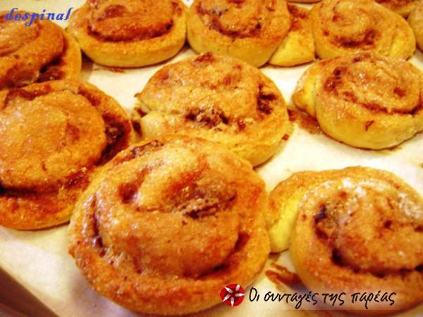булочки с сахаром рецепт с фото улитки