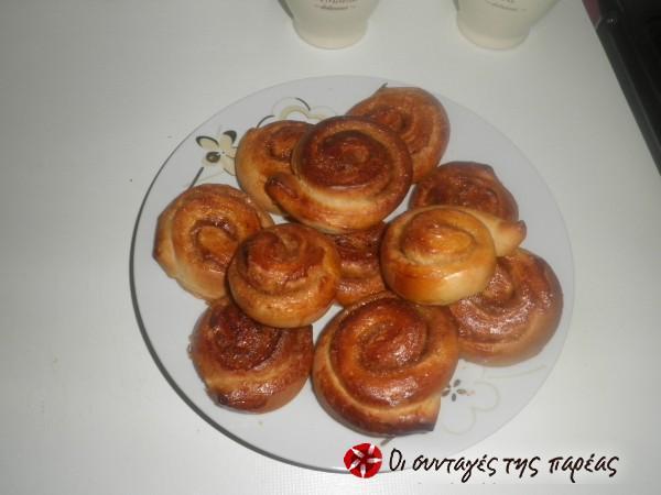 Приготовление вкусных булочек к чаю - рецепты