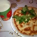 Как готовить пироги Хычины с начинкой - рецепт