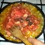 Как делают рисовую начинку для фаршированных овощей - рецепт