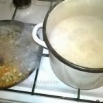 Чем фаршируют перец и помидоры - начинка из риса и кальмаров