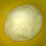 Фото теста для чебуреков и рецепт