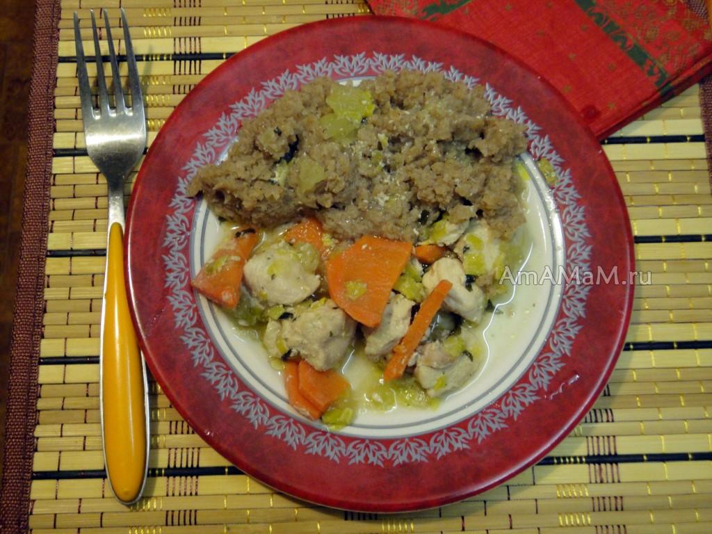 Что придумать на ужин - рецепты вторых блюд