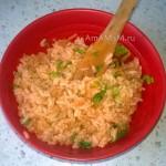 Приготовление кальмаров с рисовой начинкой рецепт и фото
