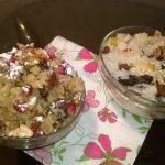 Традиционный рецепт колива из риса и греческое коливо из пшеницы