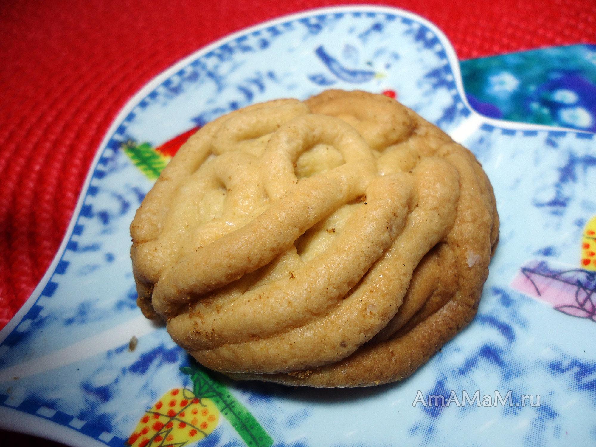 Рецепты печенья с майонезом в домашних условиях