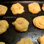 Как делают печенье из мясорубки - рецепт и фото