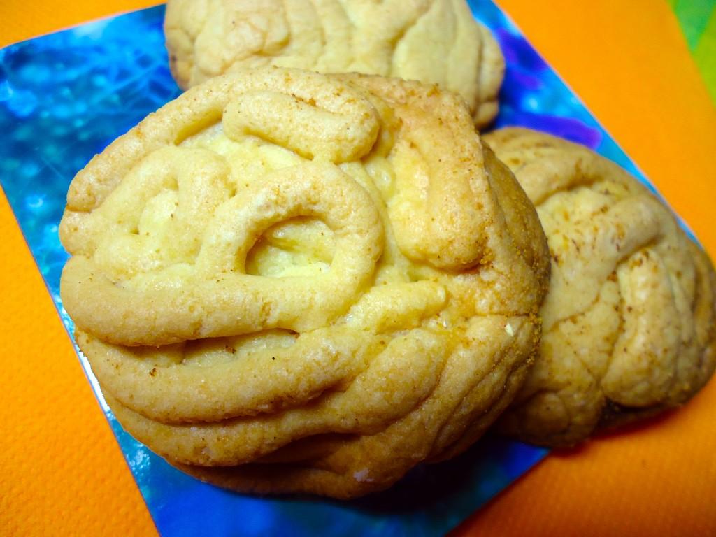 Печенье из мясорубки фото