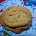 Печенье, как у мамы и бабушки - песочное, через мясорубку