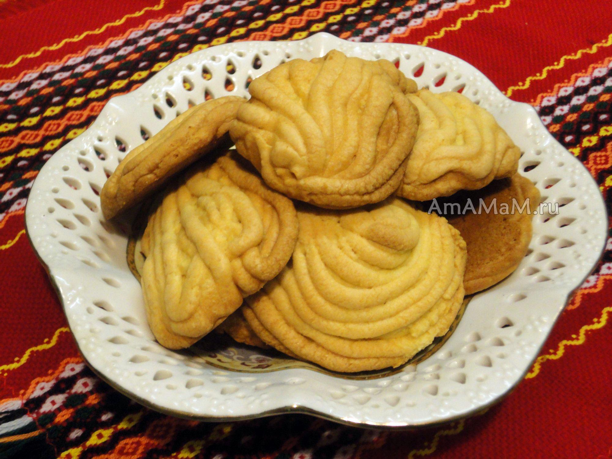 домашнего печенья Тесто для песочное