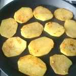 Хороший рецепт постной пицы с кальмарами,Ю грибами и картофелем