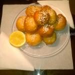 Как приготовить греческие пончики лукумадес своими руками в домашних условиях