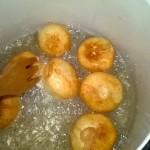 МК - пончики лукумадес, Это домашние греческие пончики