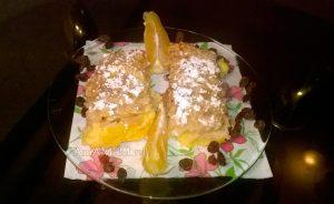 Яблочно-апельсиновый пудинг - рецепт с фото
