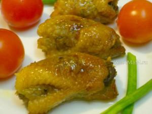 Рецепты из куриных шеек - какую начинку класть, как готовить в домашних условиях