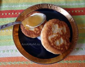 Безлактозные сырники без творога, из манной крупы - простой рецепт