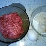 Приготовление чебуреков - рецепт фарша