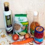 Греческий чечевичный суп на воде (Факес) - простой и вкусный постный рецепт