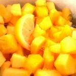 Рецепт варенья из тыквы с яблоками, апельсинами и лимонами