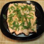 Филе горбуши - рецепты с фото