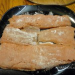Рецепт рыбы в крахмале на пару и фото