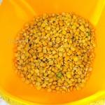 Фото желтого гороха (колотого) и рецепт вкусного горохового пюре
