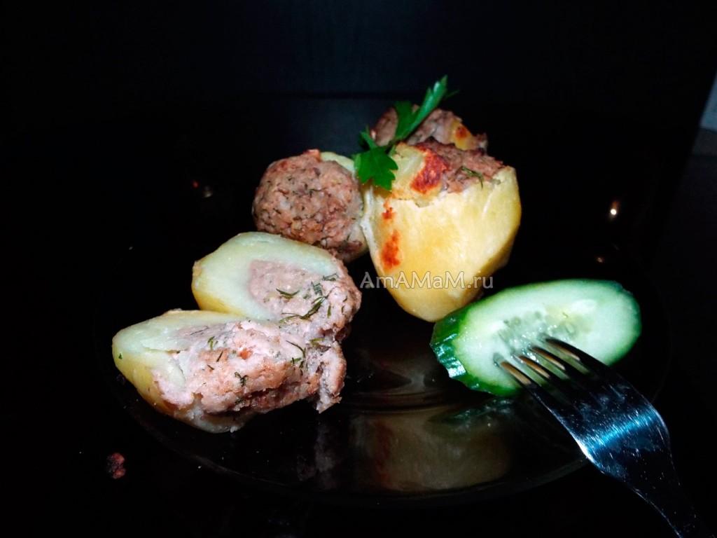 Рецепты постных блюд из картофеля