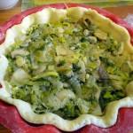 Печем постные пироги - рецепт с грибами