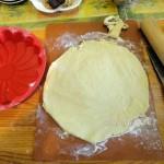 Приготовление теста на основе картофеля