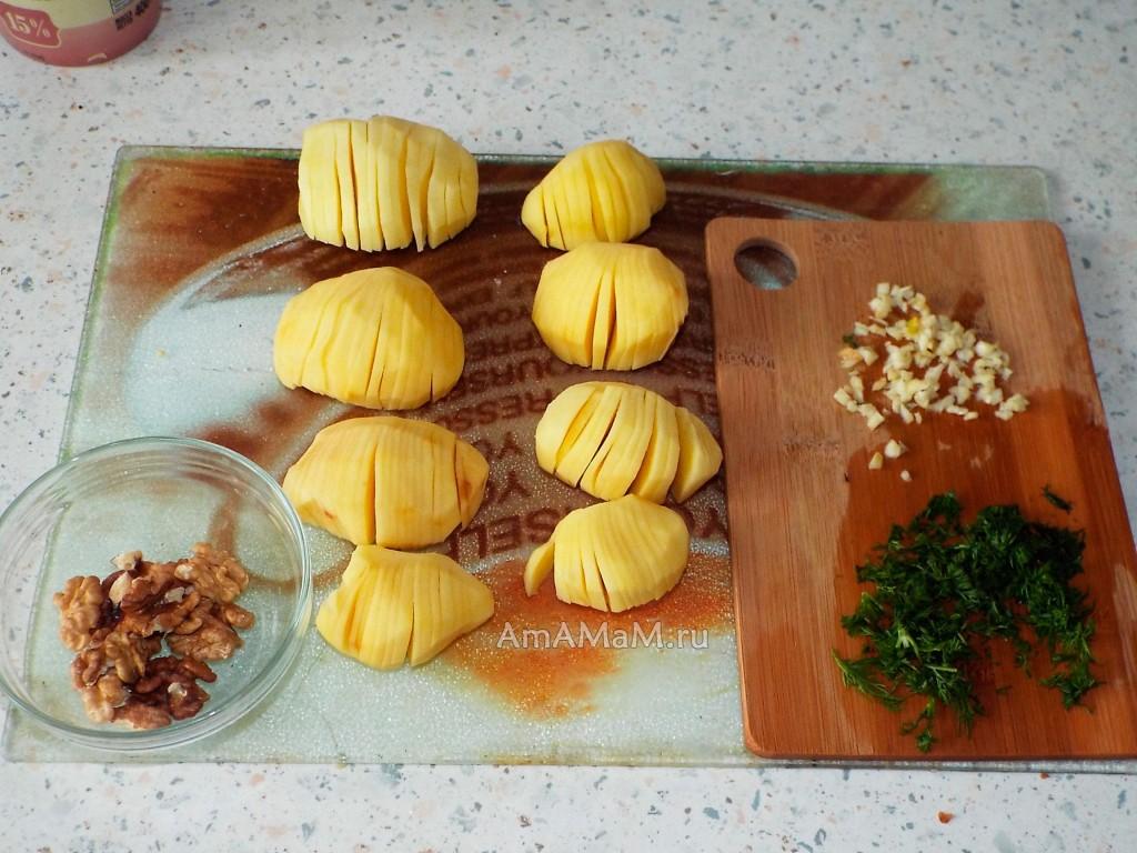 приготовить картофеля фото рецепт