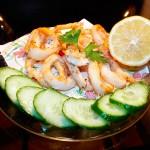 Как правильно готовить кальмаров - рецепт и фото