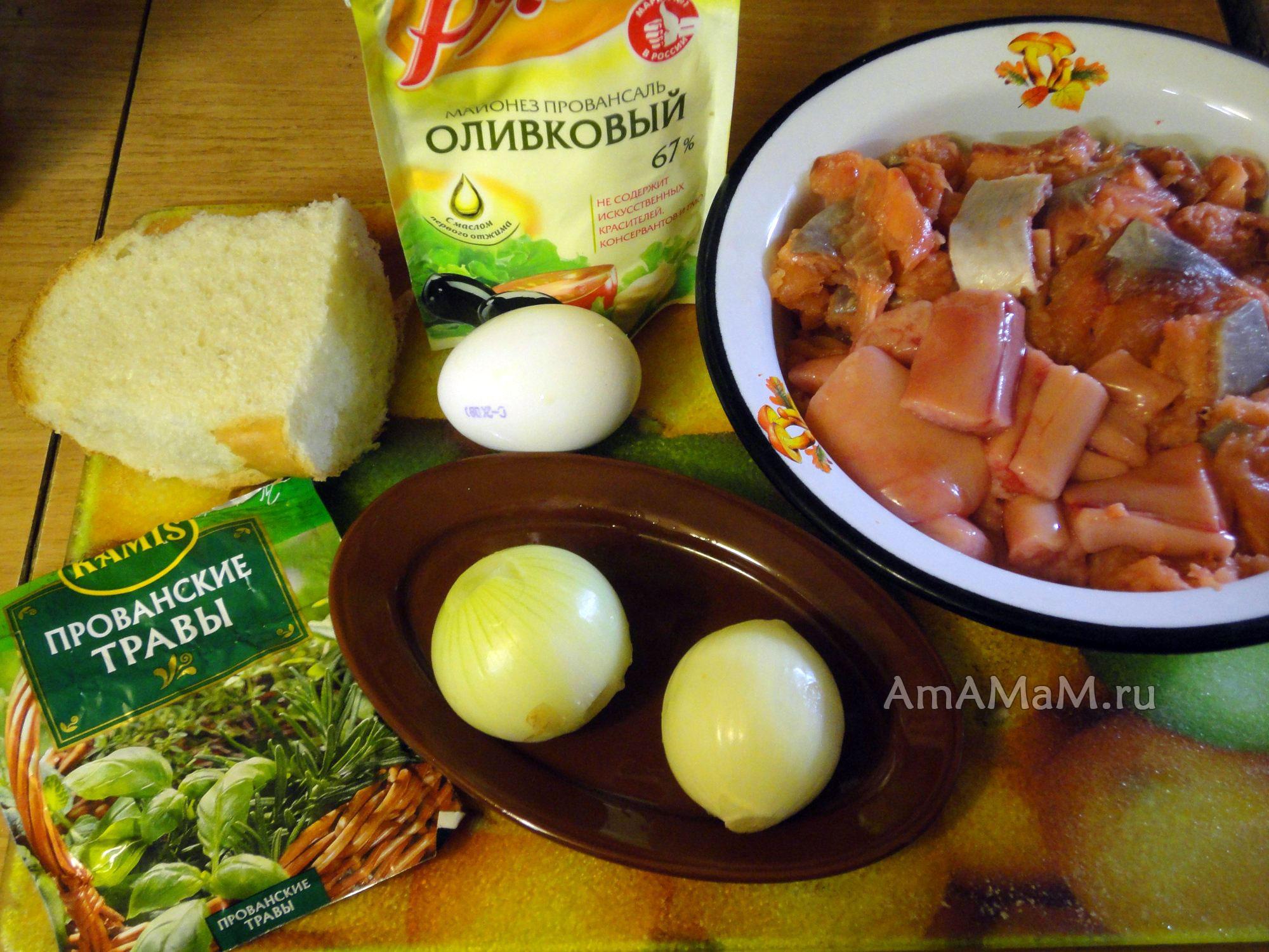 рецепт рыбных котлет из консервы горбуши