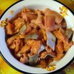 Кусочки горбуши без костей для приготовления рыбных котлет - рецепт фарша