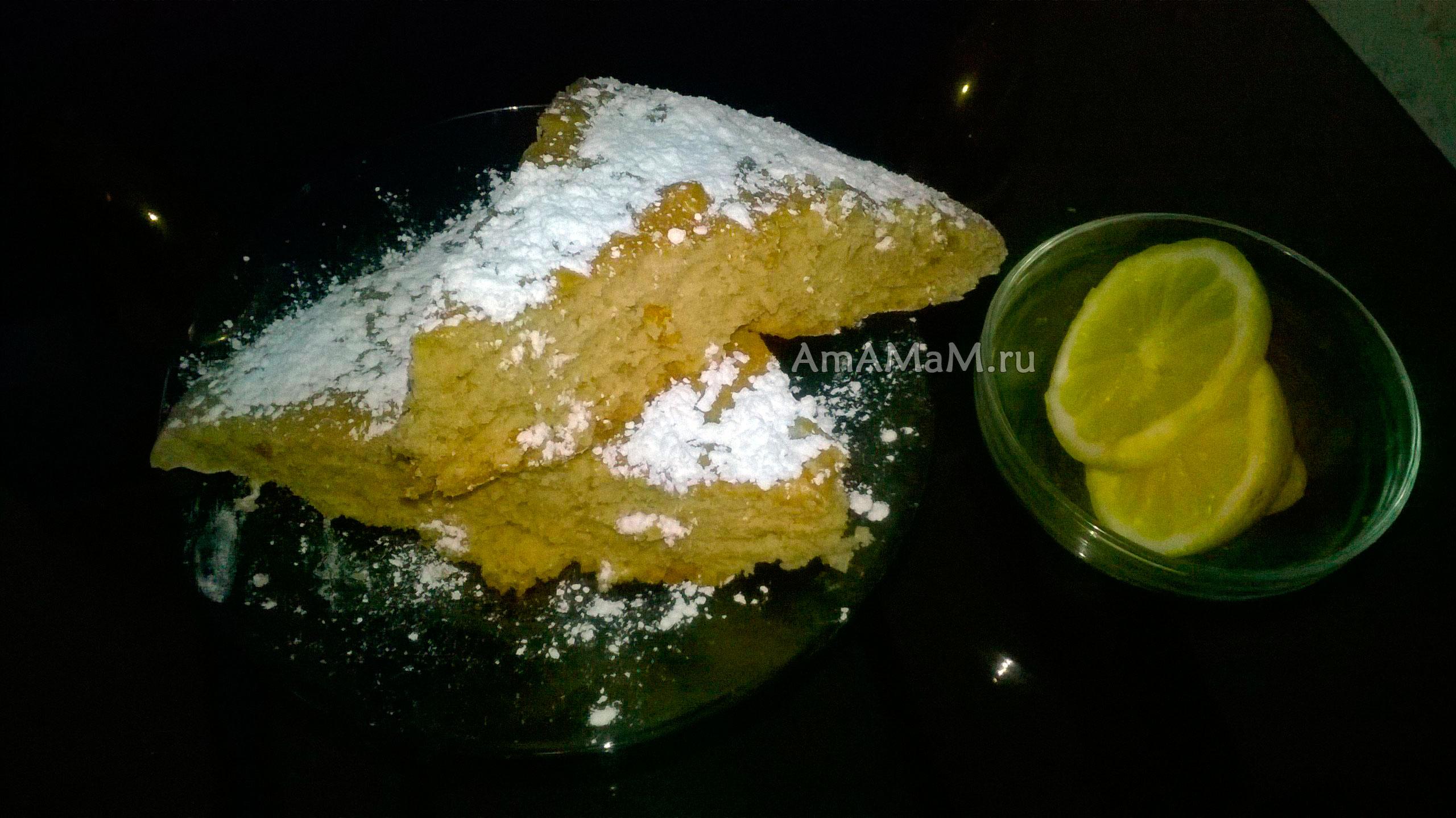 Рецепт постной коврижки без меда