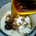 Способ приготовления коврижки медовой - рецепт с фото