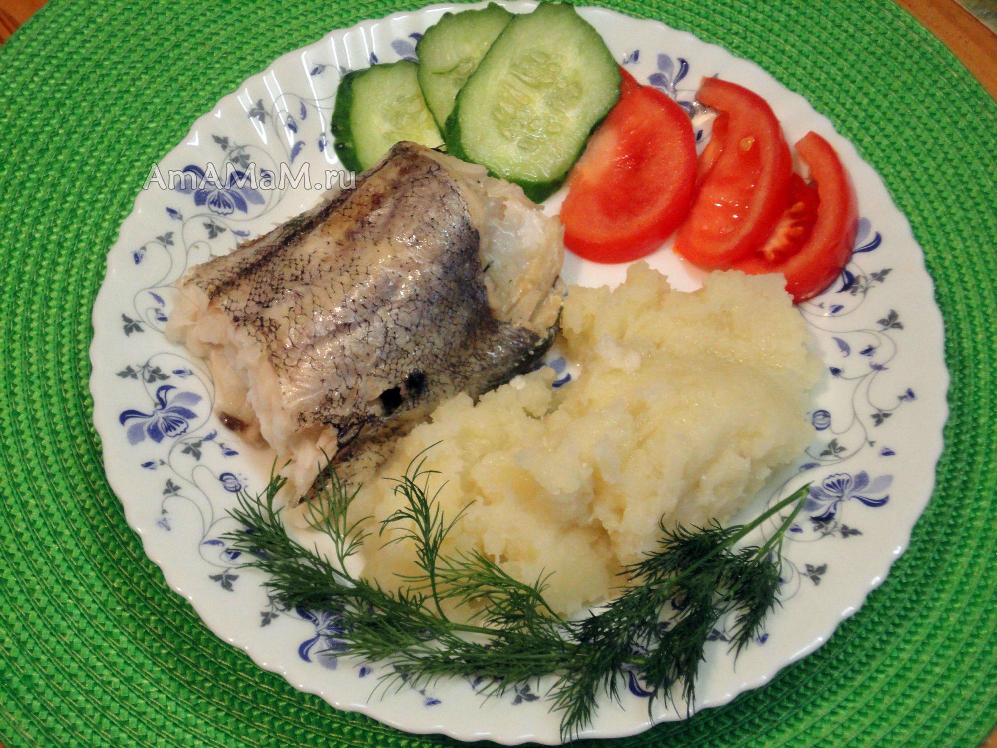 запеченная рыба в фольге в духовке рецепты