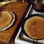 Как пприготовить овсяные блины на воде - рецепт с фото