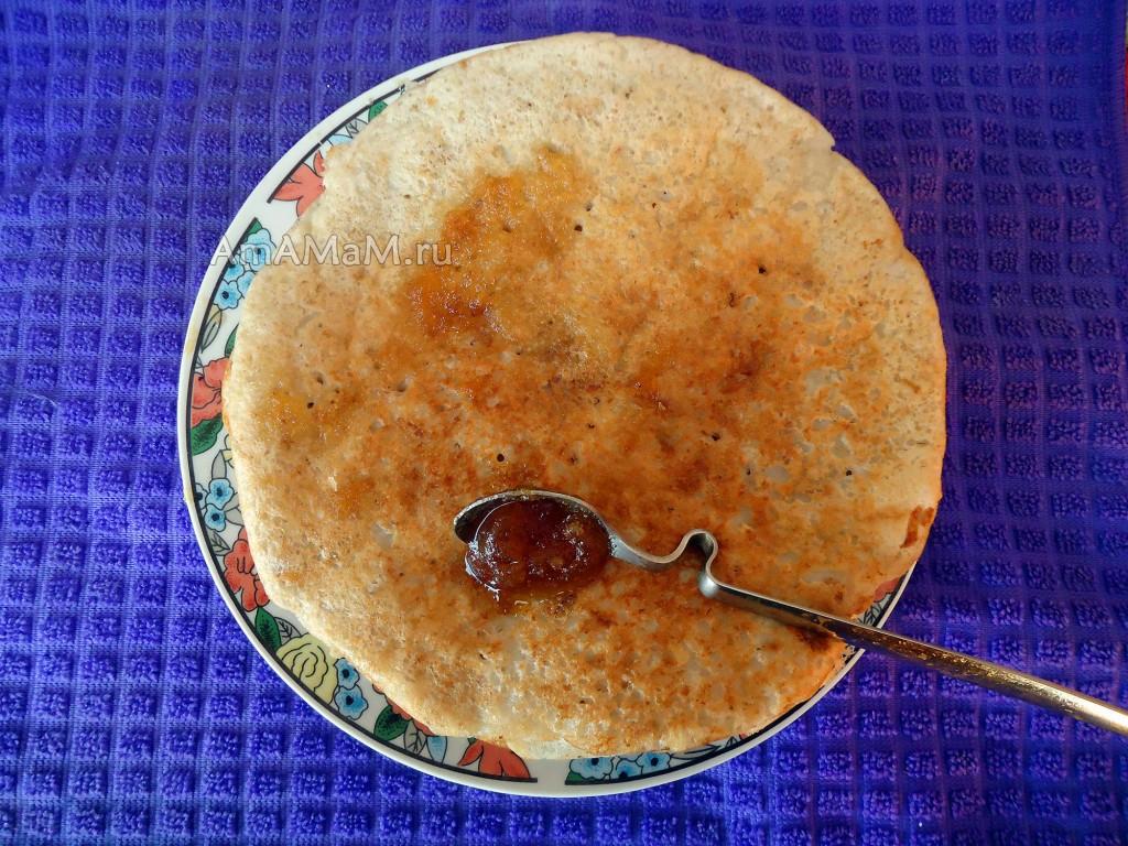 Вкусные домашние блины - рецепты