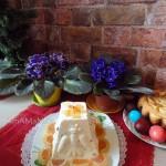 Пасха, яйца, куличи - рецетп и фото