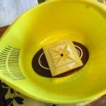 Этапы приготовления пасхи в пасочнице - фото