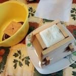 Способ приготовления пасхи в деревянной пасочнице и пошаговые фото рейцепта