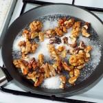 Как сделать орехи в карамели - фото