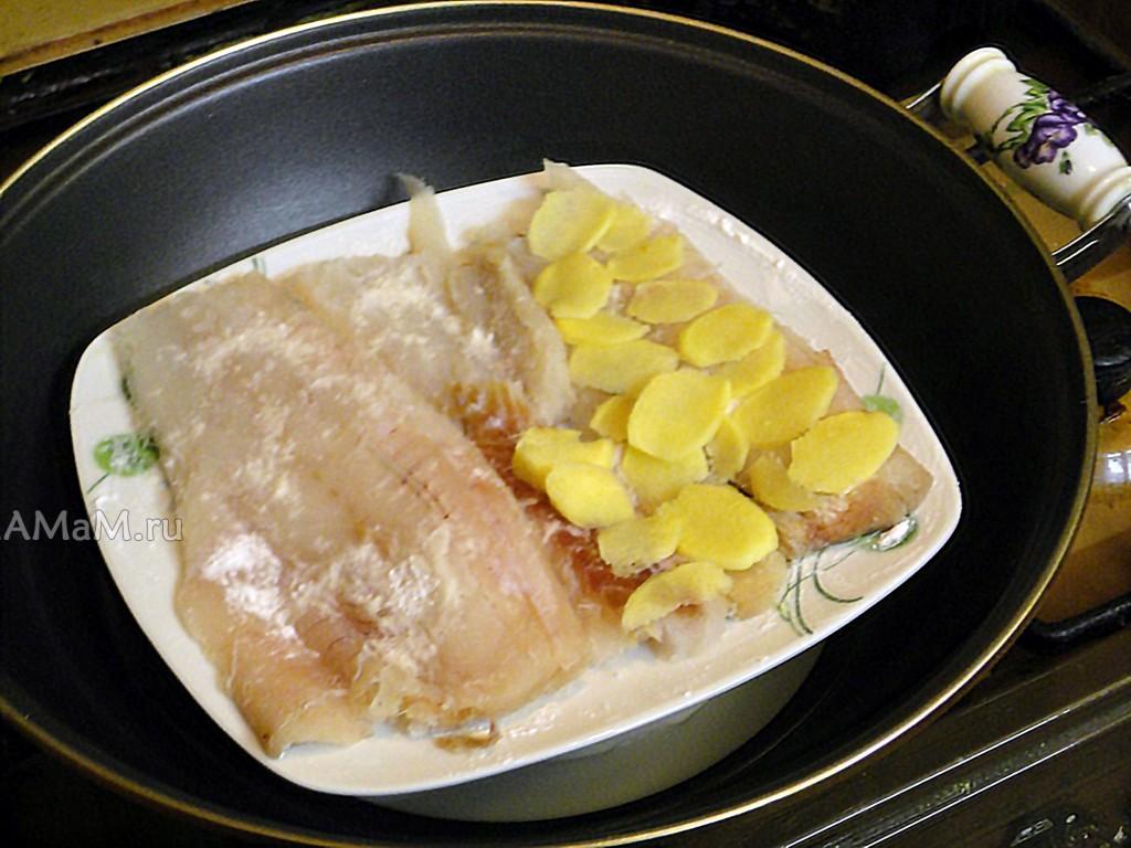 Пикша диетические рецепты с фото