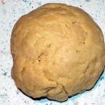 Рецепт песочного теста на растительном масле с уксусом (постный рецепт) и фото приготовления тертого пирога