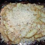 Песочное тесто на терке - рецепт вкусного пирога с яблоками