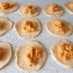 Как делать гороховые пирожки в домашних условиях - рецепт с фото