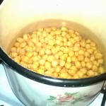 Как замачивать и варить горох нут (хумус)