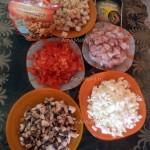 Приговление салата с куриной грудкой - рецепт и фото