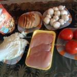 Что положить в салат с куриной грудкой - рецепт